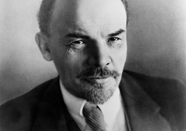Vladímir Lenin, ex líder de la URSS