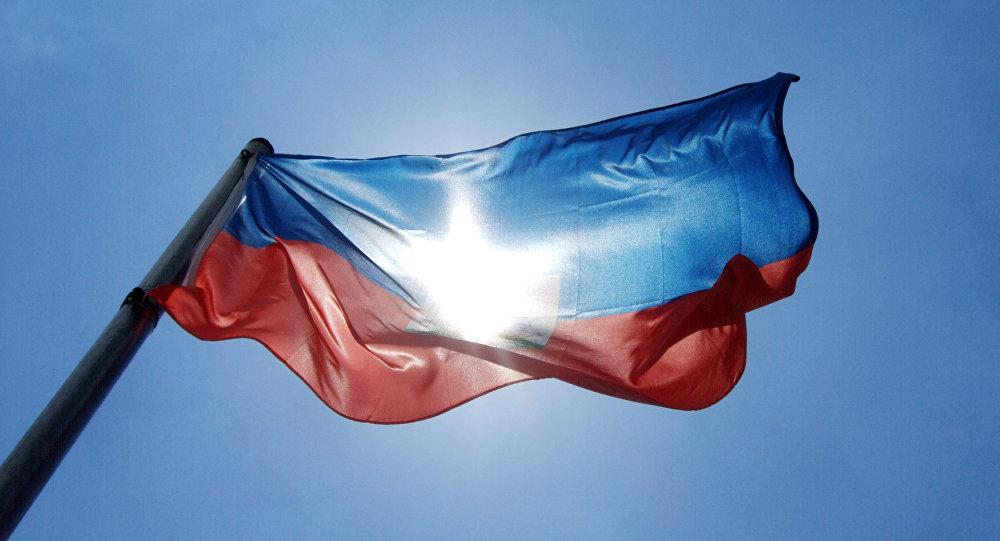 La bandera de Haití