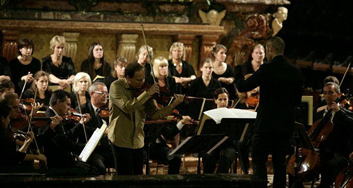 Orquesta de Francesco Manara