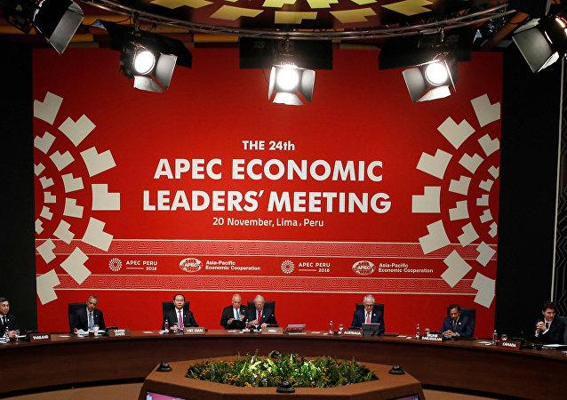 Cumbre de la APEC en Lima, Perú