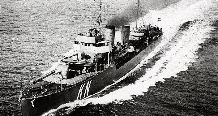 HNLMS Korteanaer