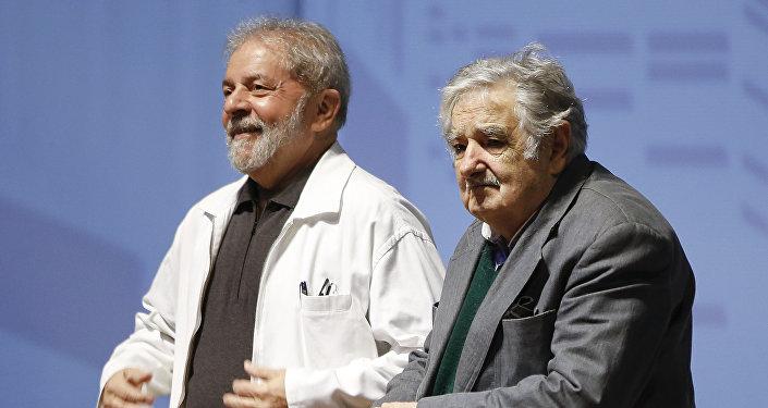Brasil congela cuentas bancarias de Lula da Silva