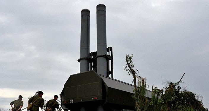El sistema de defensa costera Bastión