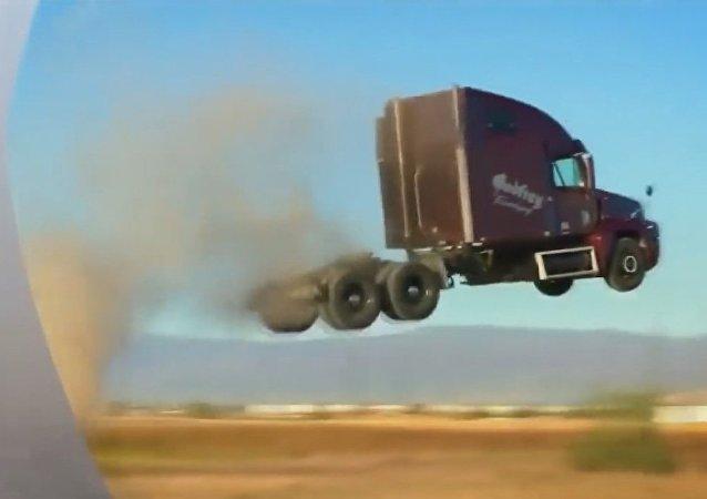 Летающие грузовики