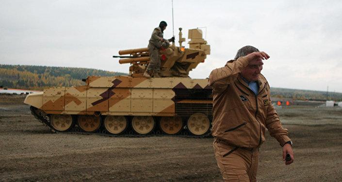 Vehículos de combate Terminator