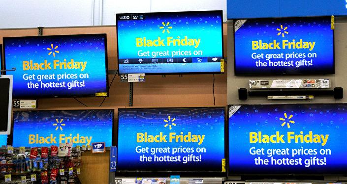 Black friday en EEUU
