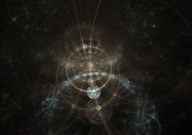 Física cuántica (imagen referencial)