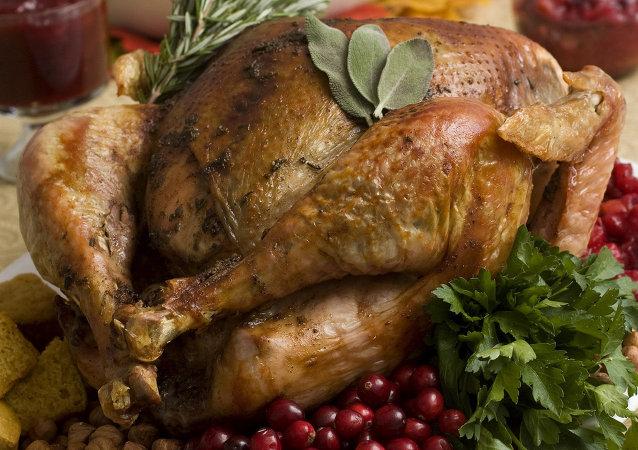 El plato principal del Día de Acción de Gracias