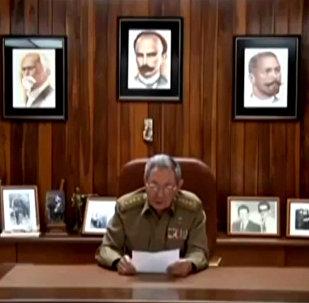 Raúl Castro anuncia la muerte de su hermano Fidel, líder de la Revolución Cubana