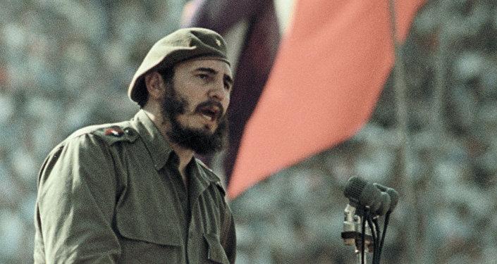Discurso de Fidel Castro en la Marcha por la Amistad de los pueblos soviético y cubano