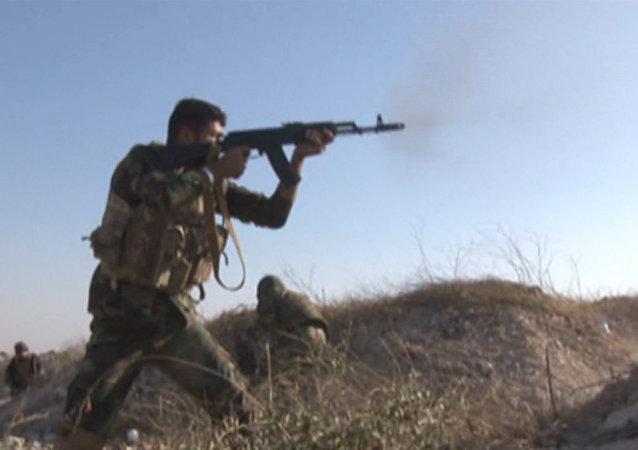 Sin piedad con los terroristas: el Ejército de Siria aplasta a los yihadistas en el este de Alepo