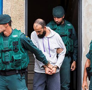 La Guardia Civil española detiene a un presunto yihadista