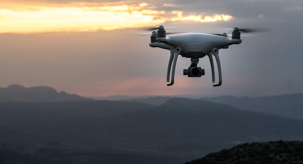 Dron (imagen referencial)