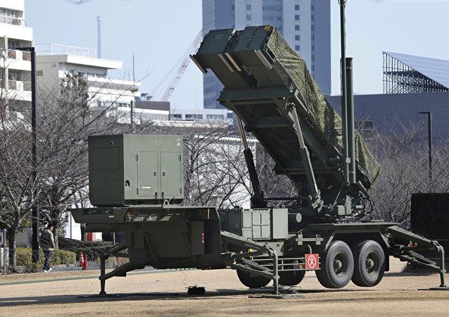 Los sistemas antimisiles japoneses de fabricación estadounidense, Patriot (archivo)