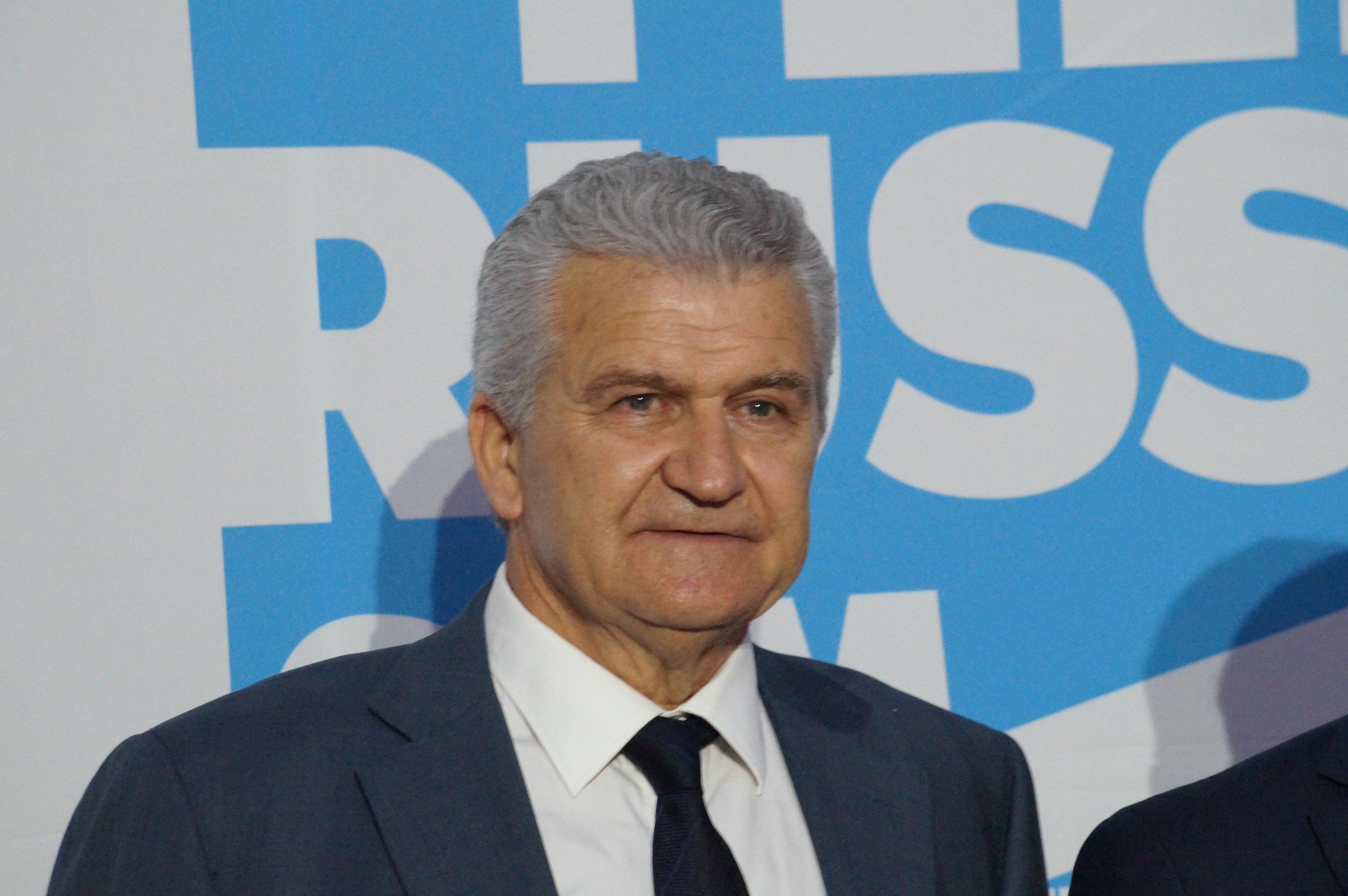 Dimitris Velanis, el asesor del primer ministro griego Alexis Tsipras