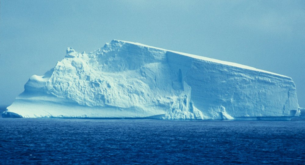 Iceberg (imagen referencial)