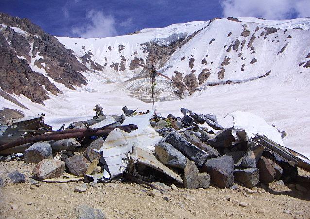 Milagro en los Andes, memorial