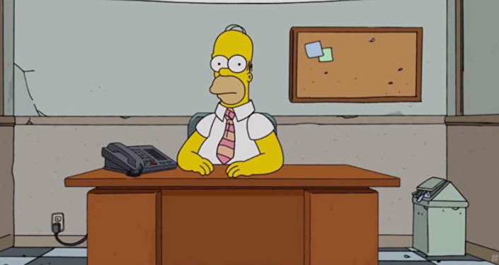 Homer Simpson (Archivo)