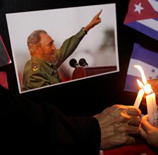 El mundo se despide de Fidel Castro