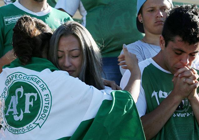 Oficial: la Conmebol proclama al Chapecoense campeón de la Copa Sudamericana 2016