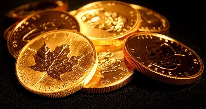 Monedas canadienses