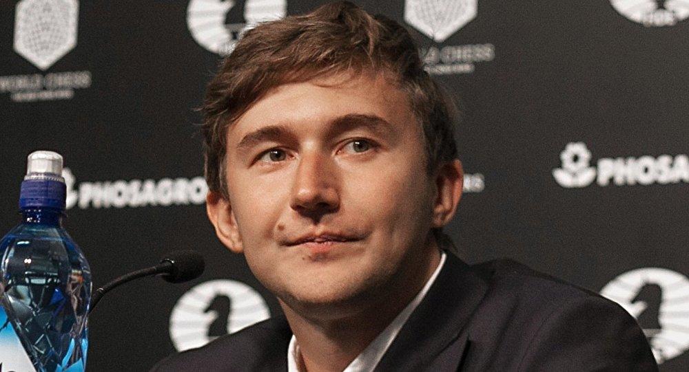 Serguéi Kariakin, Gran Maestro ruso en ajedrez