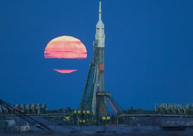 La base espacial de Baikonur