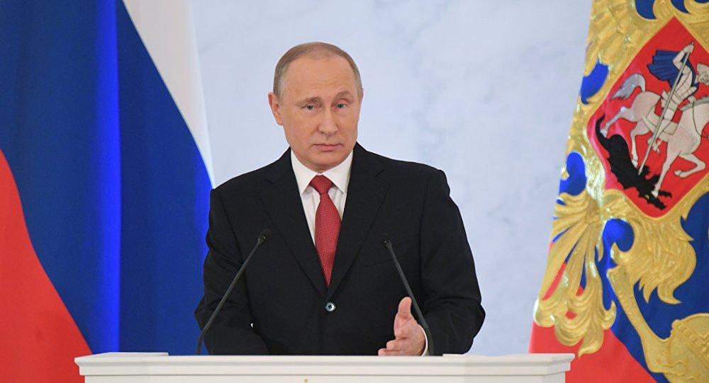 El mensaje anual de Vladímir Putin a la Asamblea Federal