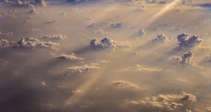 Nubes (imagen referencial)