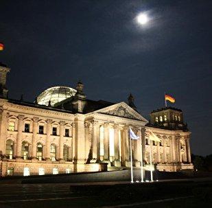 Bundestag (parlamento de Alemania)