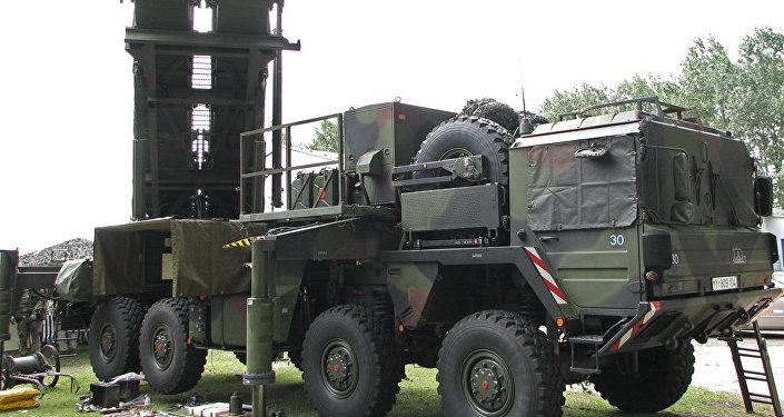 Sistema de defensa antiaérea MIM-104 Patriot