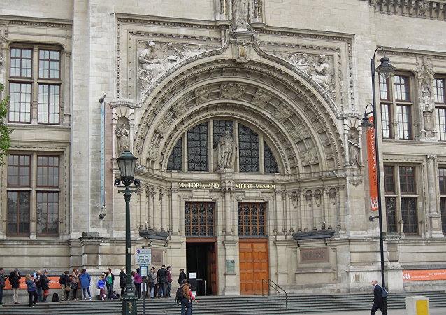 El Museo Victoria & Albert, Londres