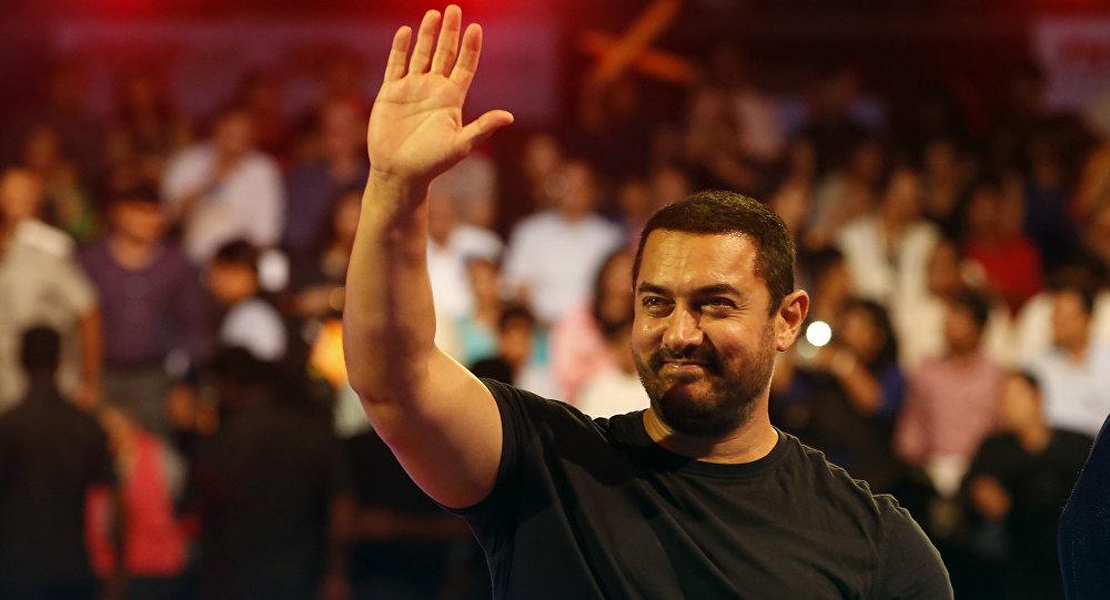 Aamir Khan, actor indio