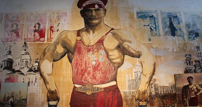 Un hombre soviético