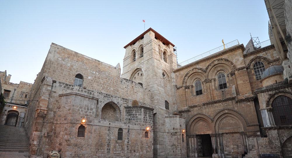 La Iglesia del Santo Sepulcro