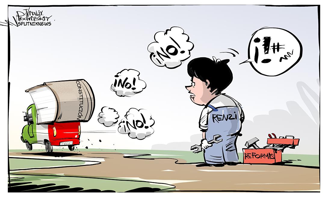 El fracaso del referéndum de Renzi