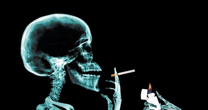 Hábito de fumar (imagen referencial)