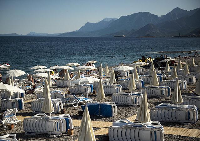 Crisis en el sector turistico en Turquía