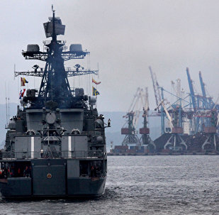La Flota rusa del Pacífico