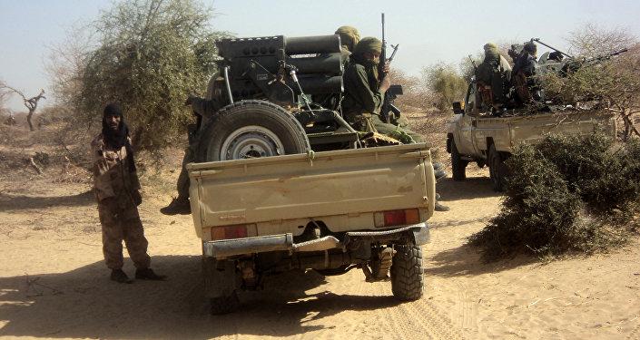 Militantes de Al Qaeda