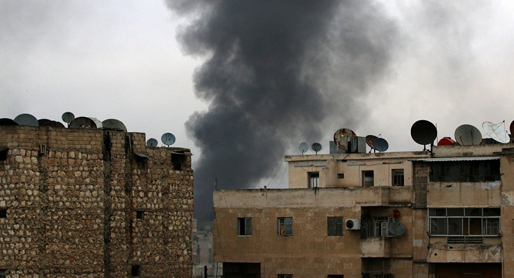 La situación en Alepo