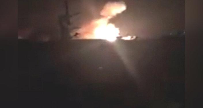 Israel, en acción: así realizó el ataque contra un aeródromo militar de Siria