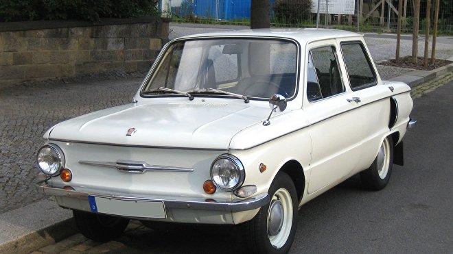 ZAZ-968 (Zaporozhets)