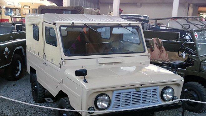 LuAZ-969 Volyn