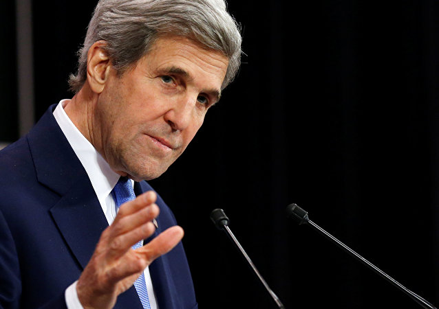 John Kerry, secretario de Estado de EEUU