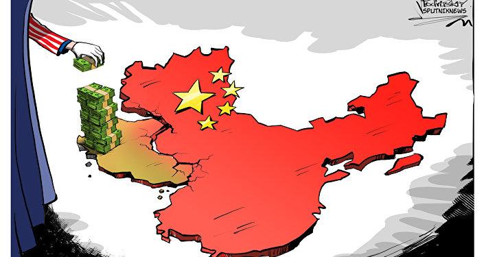 El Tíbet y EEUU