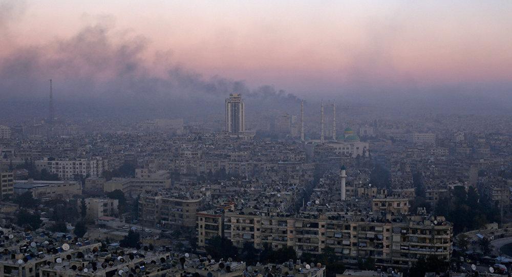 Situacién en Siria (archivo)