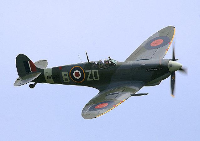 El Supermarine Spitfire