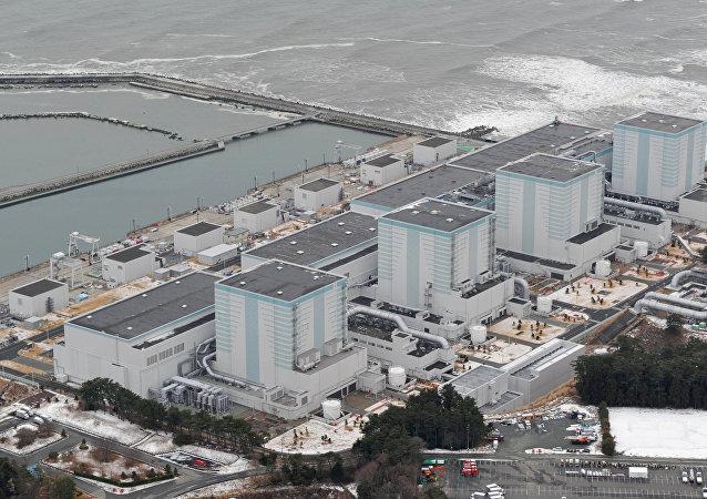 La central nuclear japonesa de Fukushima