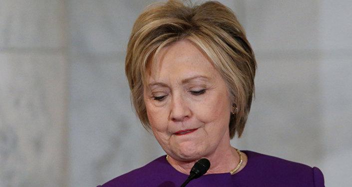 Hillary Clinton, la excandidata presidencial de EEUU